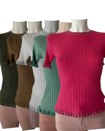 short sleev pull