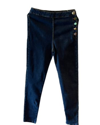 jean side buttons