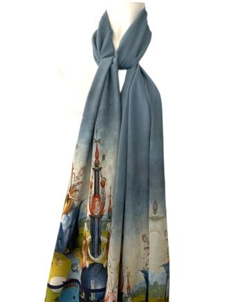 shawl Jeronymus Bosch